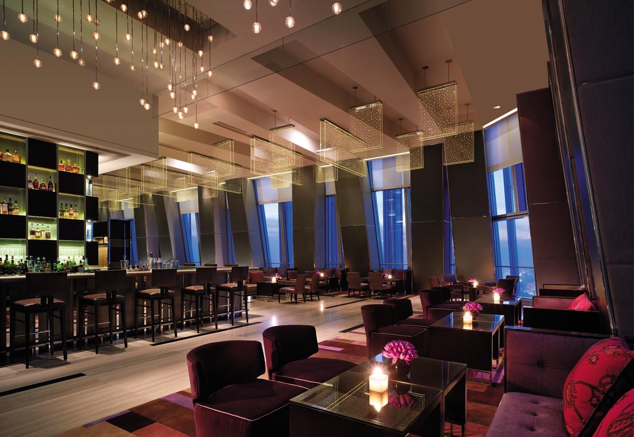 هتل شانگری لا چاینا ورلد