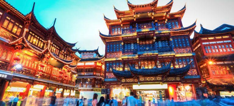 باغ یویوآن شانگهای چین | YuYuan Garden