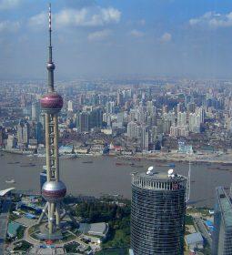 برج تلویزیونی شانگهای