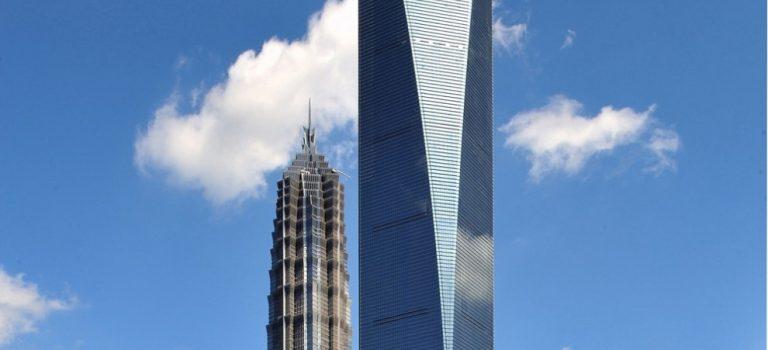 مرکز مالی جهانی شانگهای چین