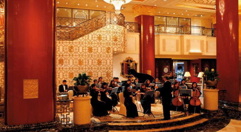 هتل شانگری لا چاینا ورلد پکن