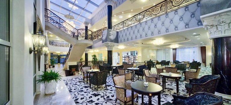 هتل میلان مسکو | MILAN HOTEL MOSCOW