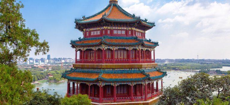 قصر تابستانی پکن | کاخ تابستانی پکن چین