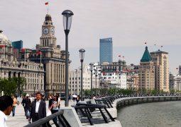 منطقه THE BUND شانگهای