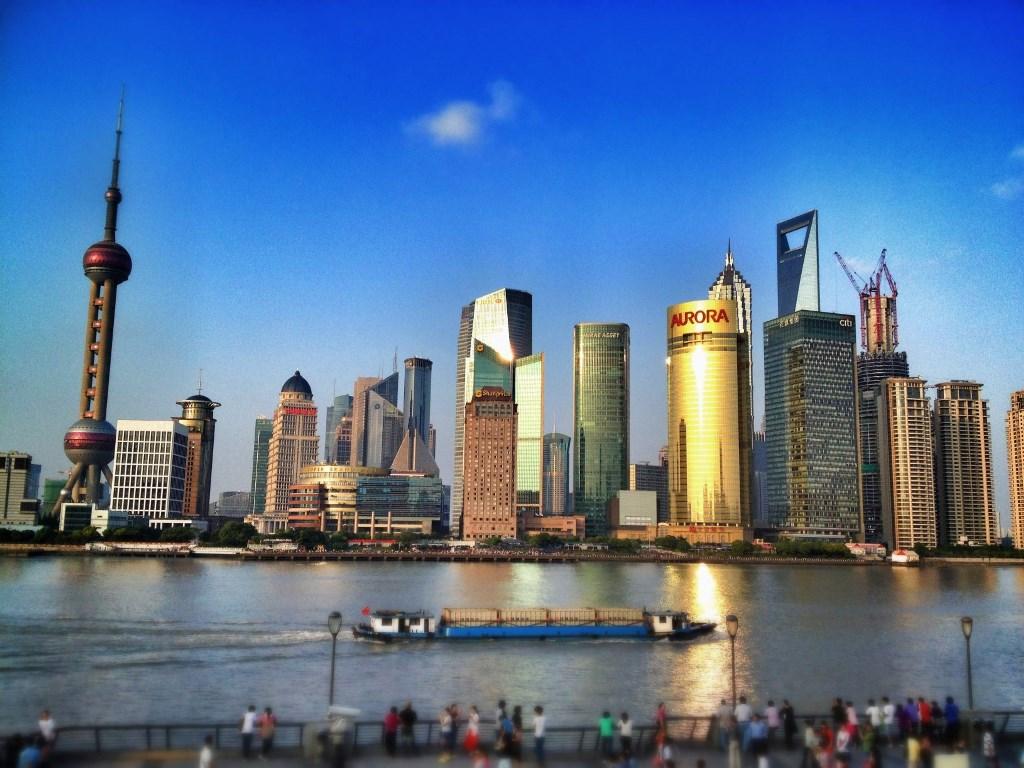 منطقه دی باند شانگهای