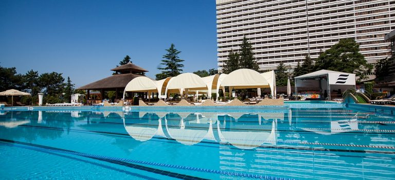 هتل ژمچوژینا سوچی | ZHEMCHOZHINA HOTEL
