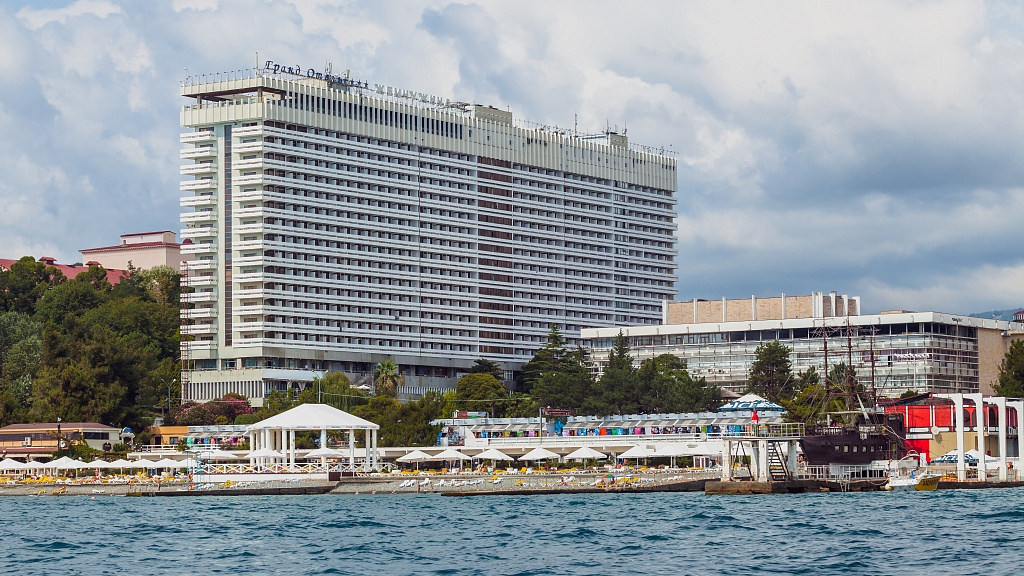 هتل ژمچوژینا