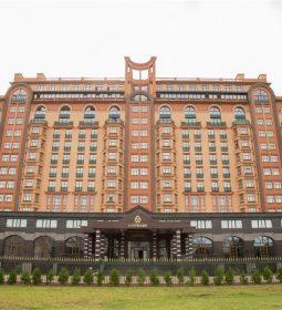 هتل گورنی سنت پترزبورگ