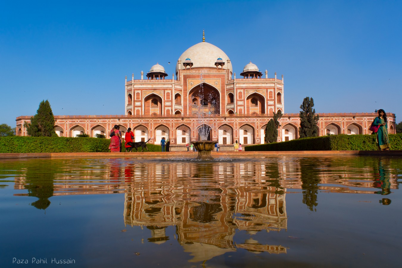 آرامگاه همایون شاه هند