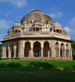 باغ لودی دهلی نو هند