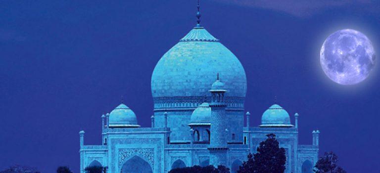 باغ مهتاب آگرا | Mehtab Bagh Agra