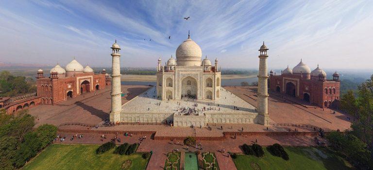 تاج محل آگرا هند | TAJ MAHAL