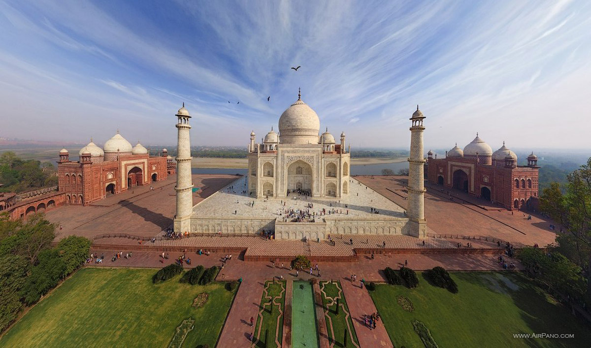 Photo of تاج محل آگرا هند | TAJ MAHAL