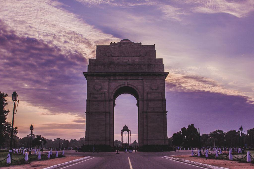 دروازه هند دهلی نو