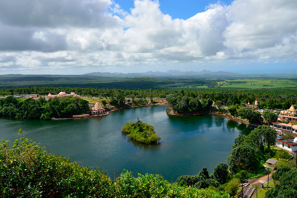 دریاچه گانگو تالائو موریس