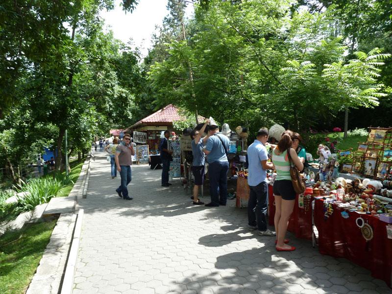 سد مدئو آلماتی قزاقستان