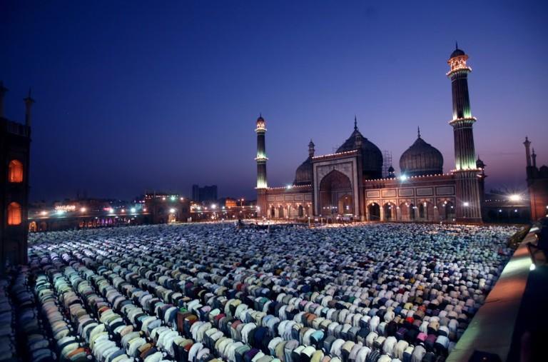 مسجد جهان نمای دهلی