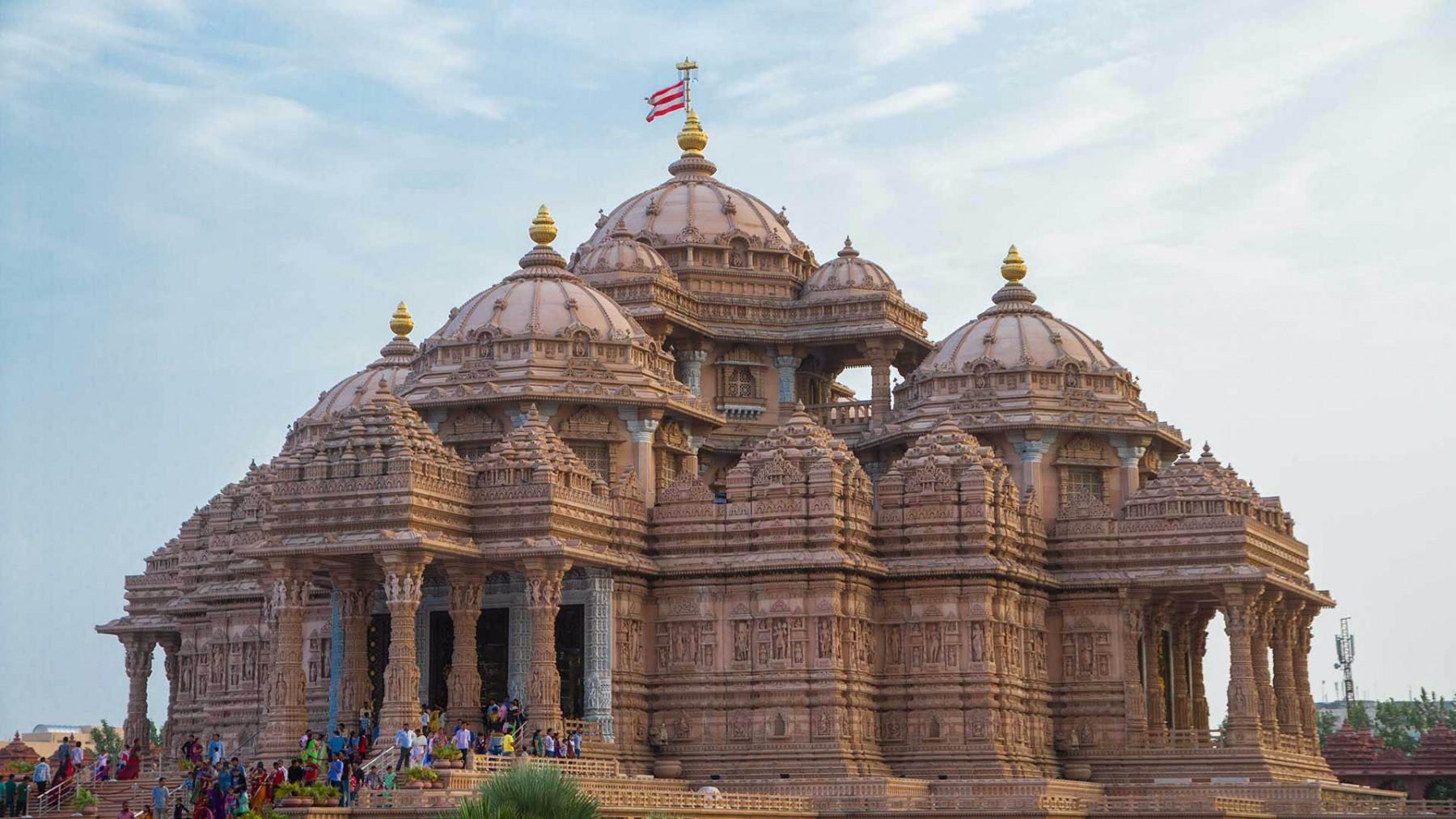 معبد آکشاردام هند
