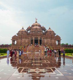 معبد آکشاردام دهلی نو هند