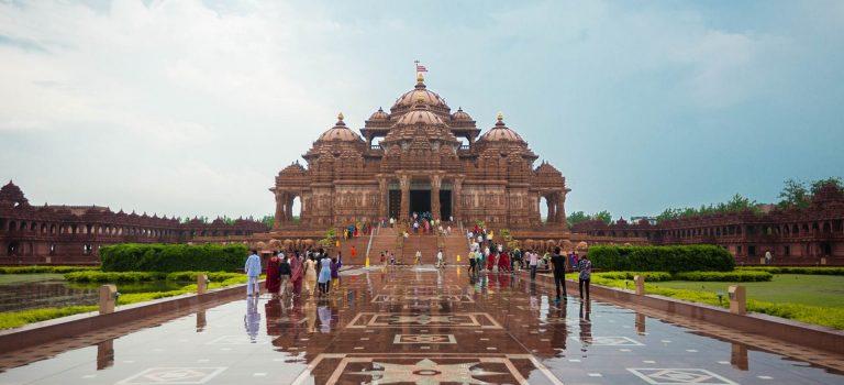 معبد آکشاردام دهلی نو | Akshardham New Delhi