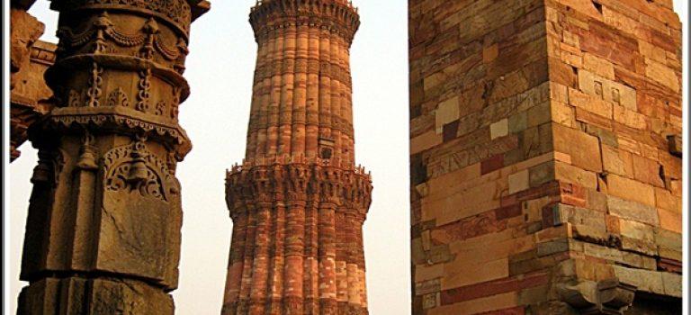 منار قطب دهلی | قطب منار دهلی | Qutub Minar