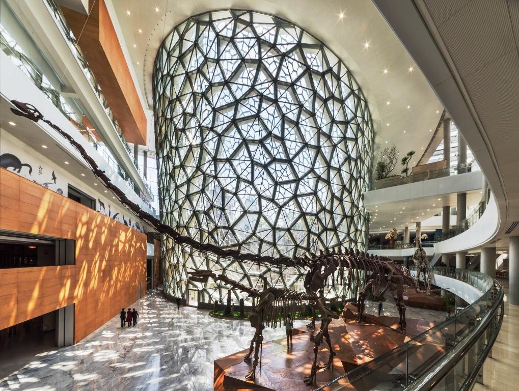 موزه تاریخ طبیعی شانگهای