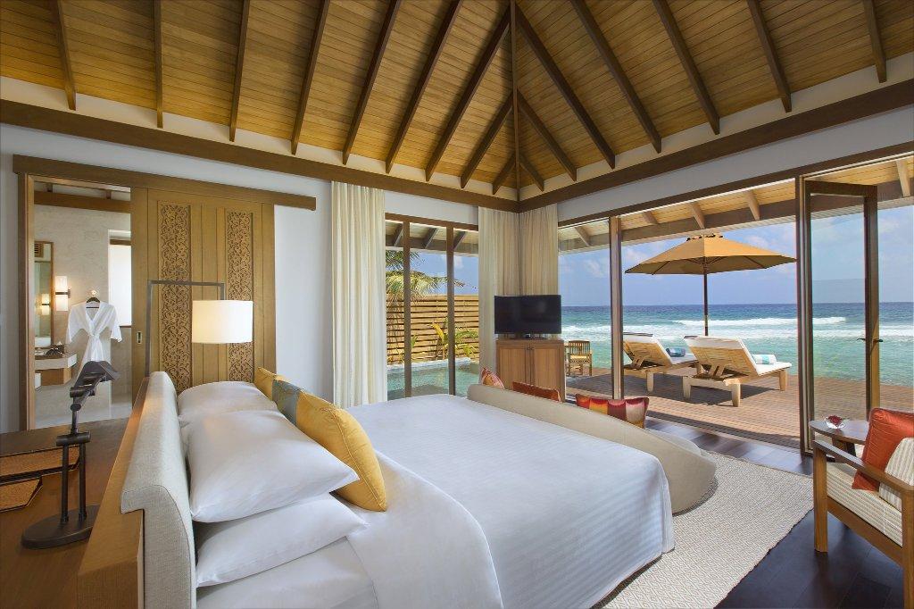 هتل 5 ستاره آنانتارا ولی مالدیو