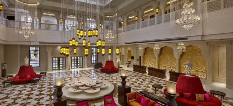 هتل آی تی سی راجپوتانا جیپور هند (۵* تاپ)