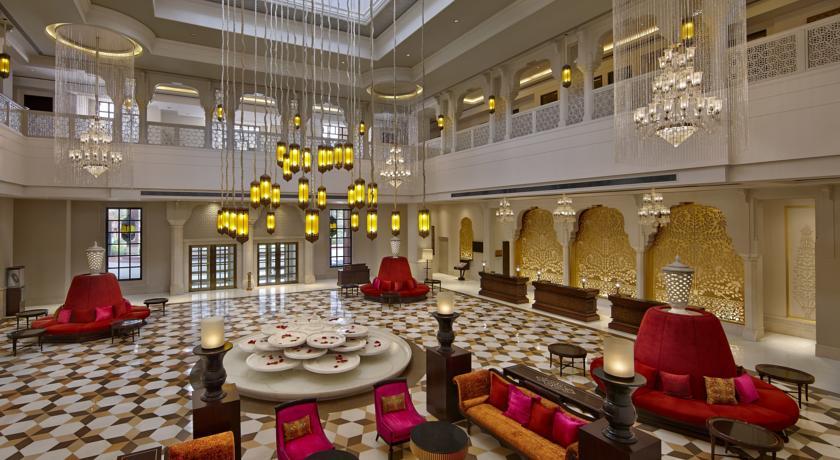 Photo of هتل آی تی سی راجپوتانا جیپور هند (۵* تاپ)