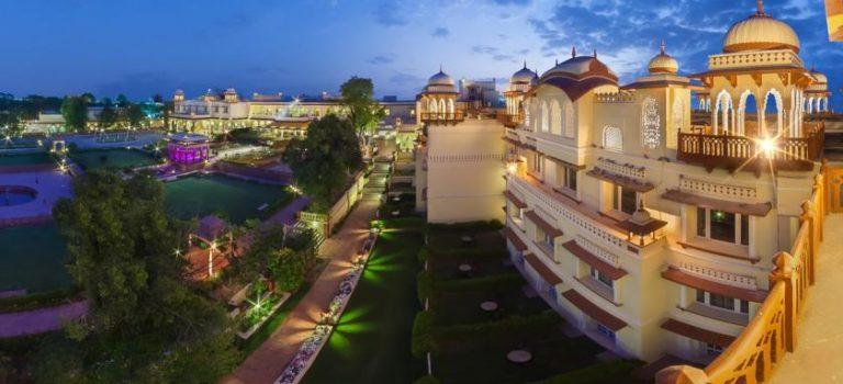 هتل کاخ جال محل جیپور | Jai Mahal Palace