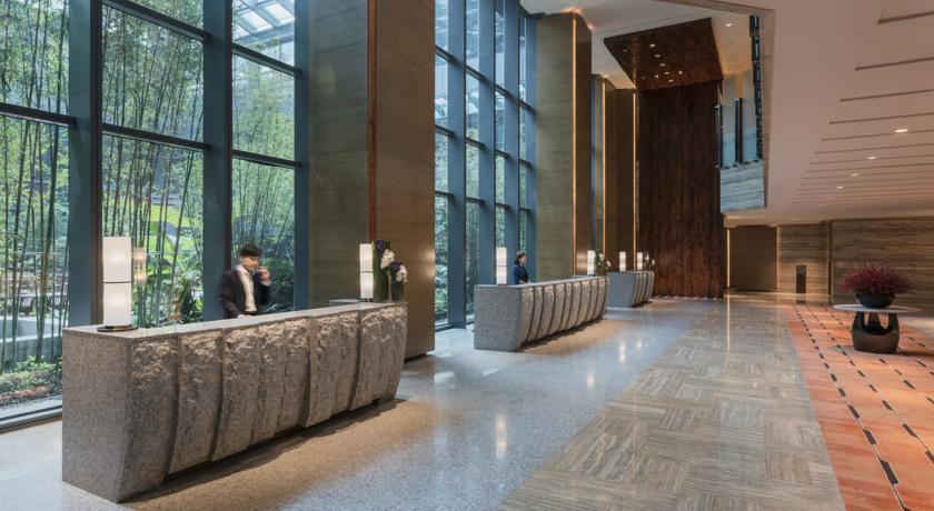 هتل 5* حیات ریجنسی شانگهای