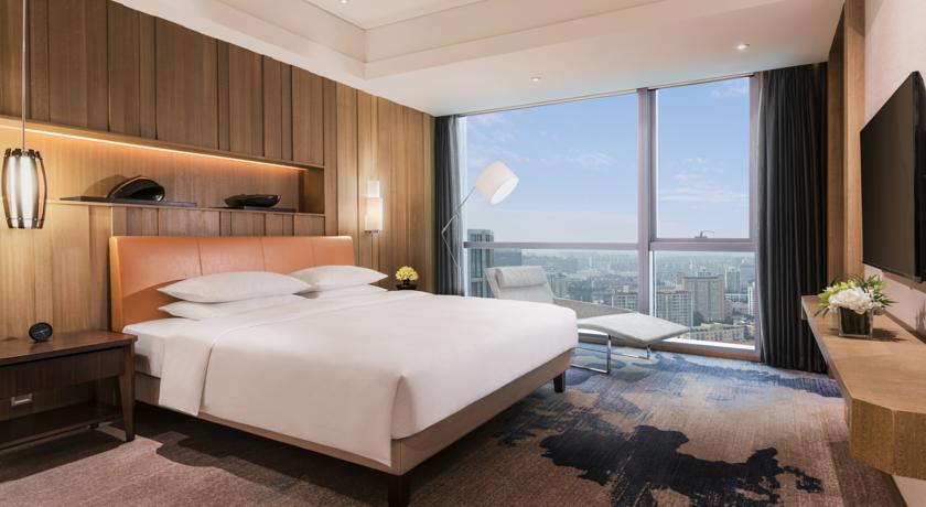 هتل پنج ستاره حیات ریجنسی وجیاوچانگ شانگهای