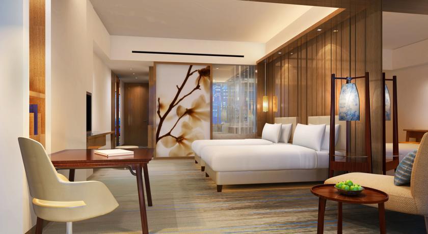 هتل حیات ریجنسی وجیاوچانگ شانگهای
