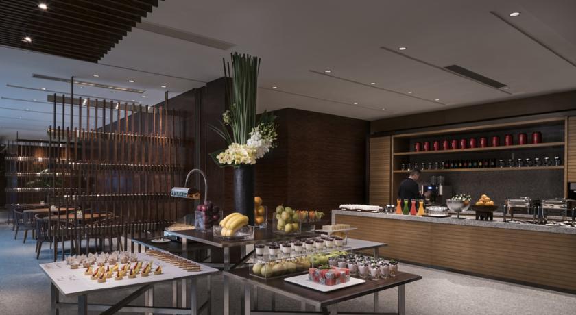 هتل پنج ستاره حیات ریجنسی وجیاوچانگ