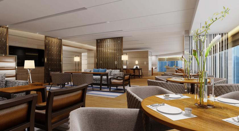 هتل حیات ریجنسی شانگهای