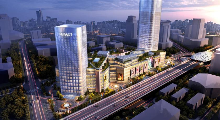 هتل حیات ریجنسی وجیاچانگ شانگهای