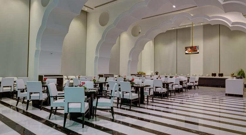 هتل 5 ستاره رامادا پلازا آگرا