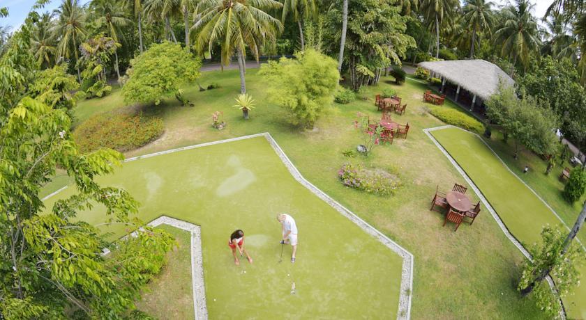 SUN ISLAND HOTEL IN MALDIVE