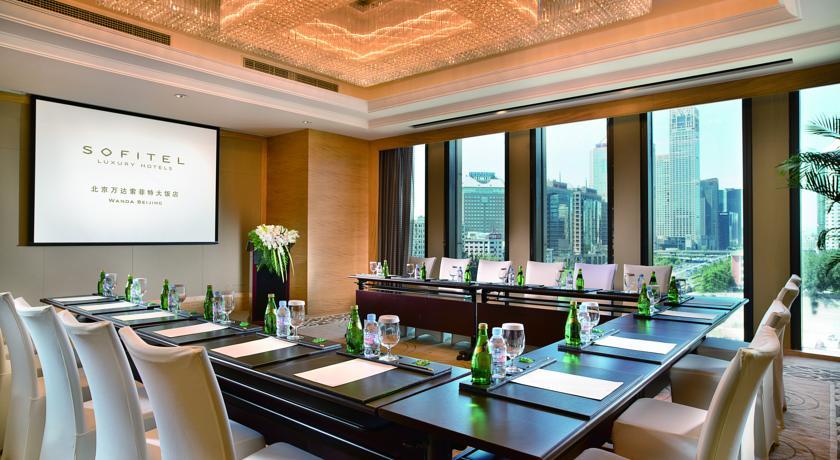 هتل 5 ستاره سوفیتل واندا پکن