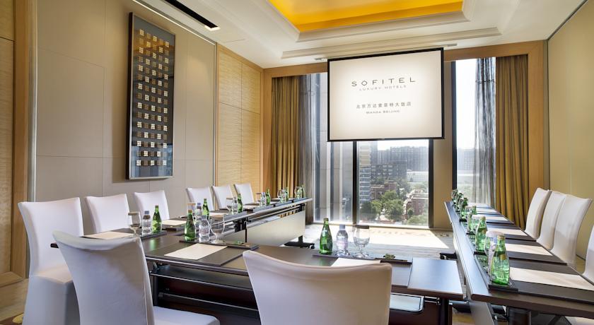 هتل 5* سوفیتل واندا پکن