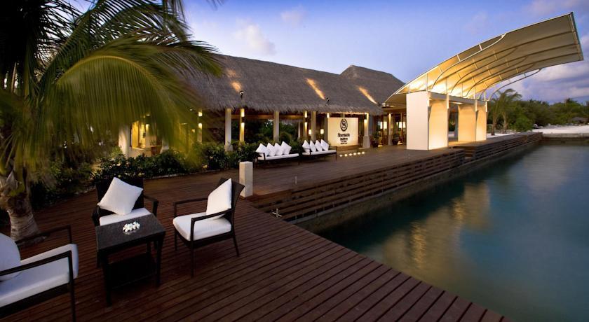 هتل 5 ستاره شرایتون مالدیو