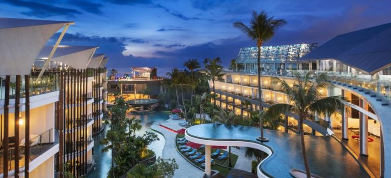 هتل لمردین بالی | Le Meridien Bali Jimbaran
