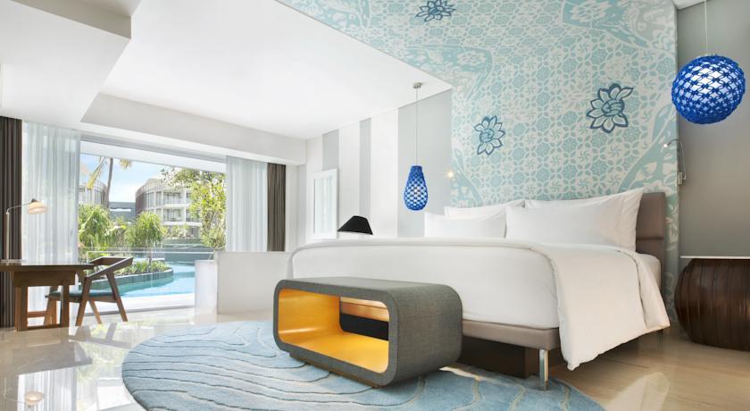 هتل لمردین جیمباران بالی