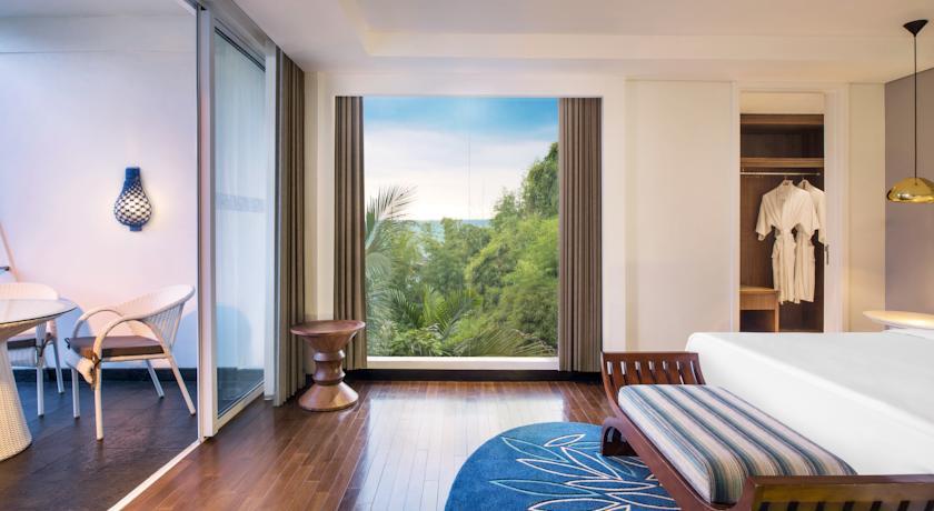 هتل 5 ستاره لمردین بالی