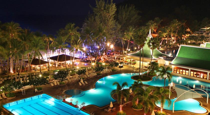 Le Meridien Phuket