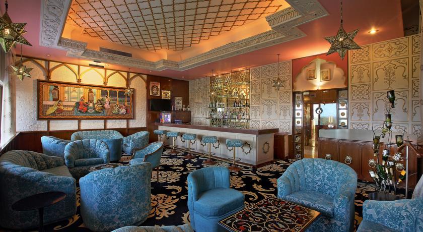 هتل 5 ستاره کلارکز شیراز آگرا