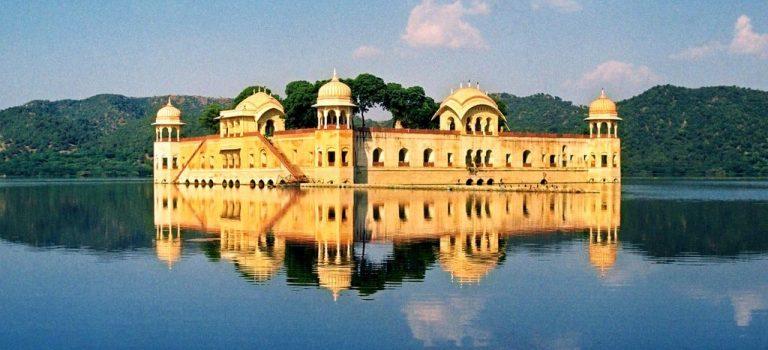 کاخ جال محل جیپور هند | JAL MAHAL JAIPUR