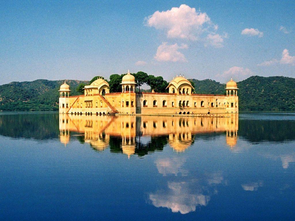 Photo of کاخ جال محل جیپور هند | JAL MAHAL JAIPUR