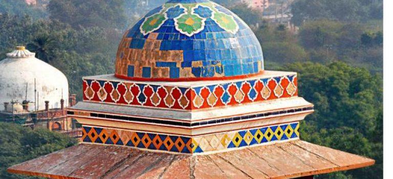 آرامگاه همایون شاه دهلی   Humayun's Tomb