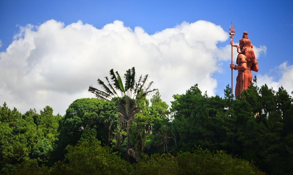 مجسمه شیوا جزیره موریس